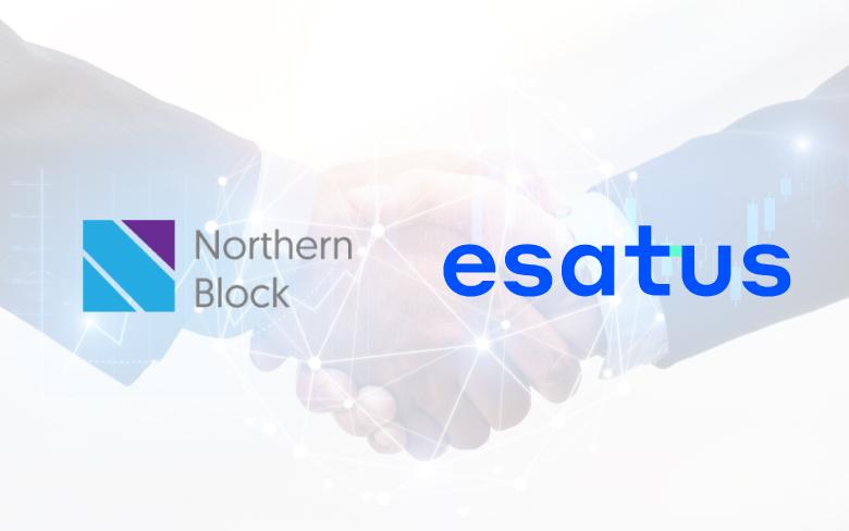Read more about the article esatus AG schließt Kooperationsabkommen mit Northern Block, dem Marktführer für Self-Sovereign Identity (SSI) in Kanada